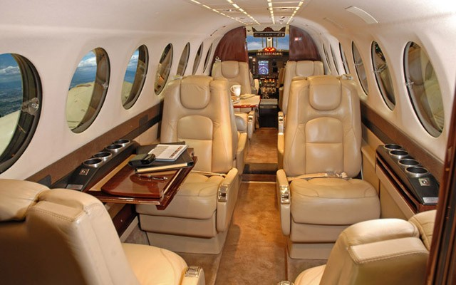 KingAir - private jets - air charter - charter flight