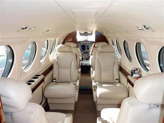 KingAirBGTi - private jets - air charter - charter flight