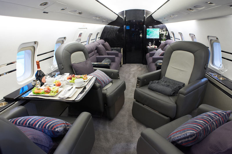 Challenger - private jets - air charter - charter flight