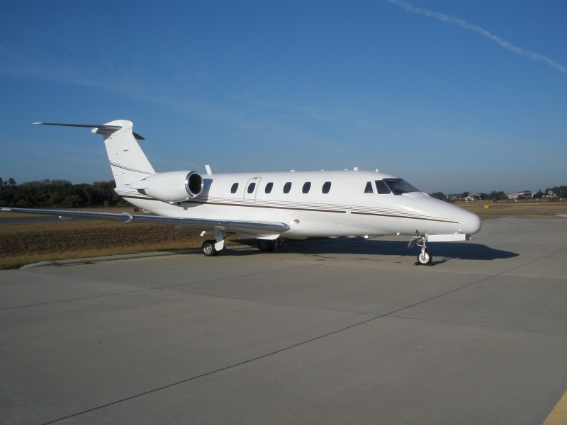 Citation III - private jets - air charter - charter flight