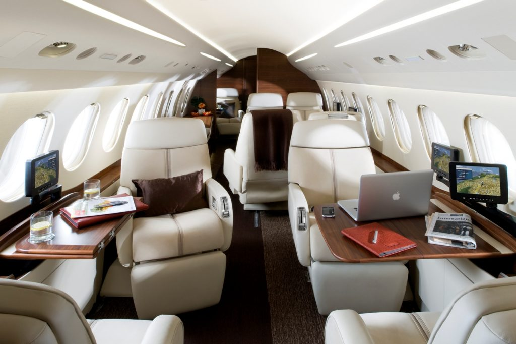 FalconX - private jets - air charter - charter flight
