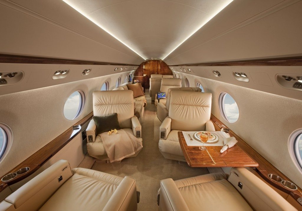 GulfstreamG - private jets - air charter - charter flight