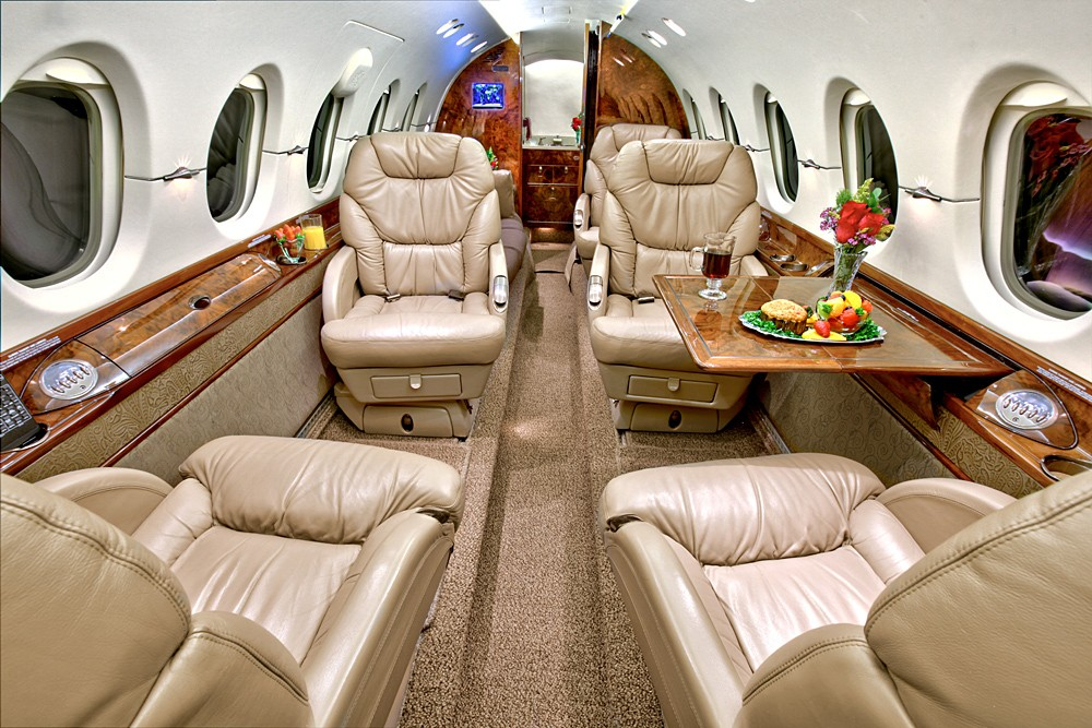 HawkerXP - private jets - air charter - charter flight