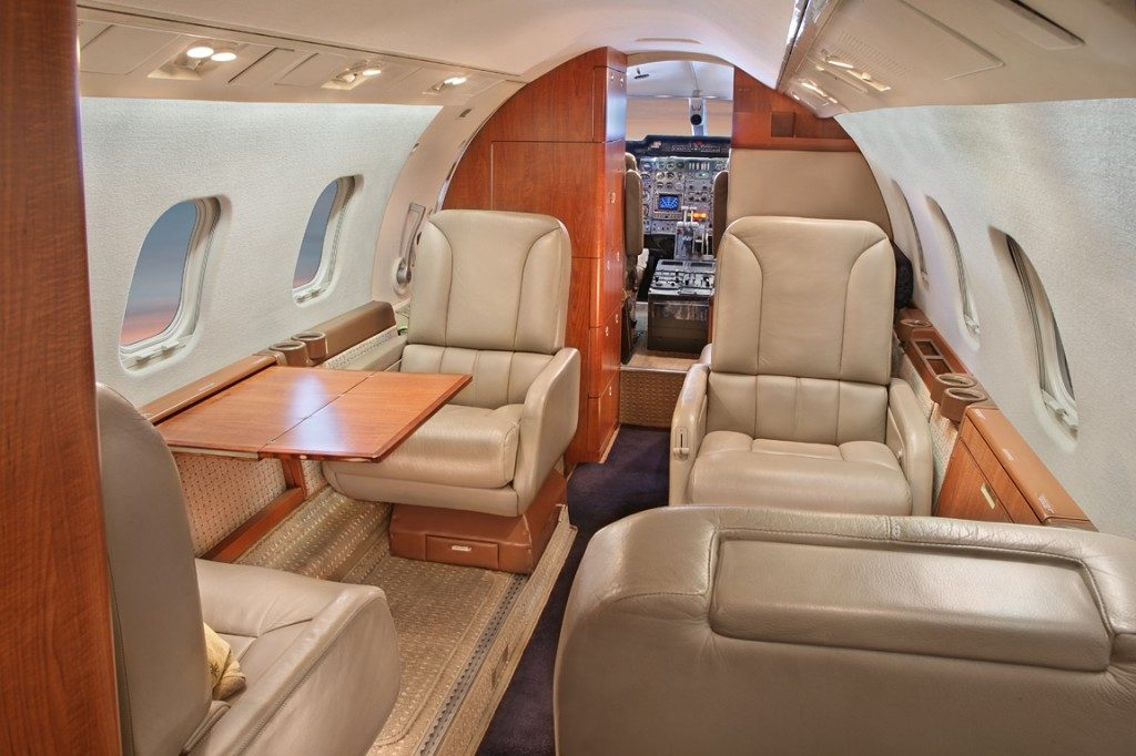 Learjet - private jets - air charter - charter flight