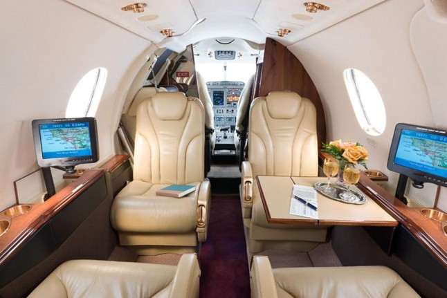 Premier - private jets - air charter