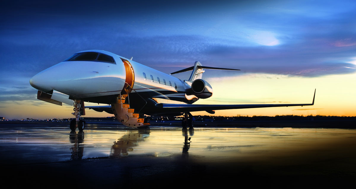 Private Jet Charter Flight