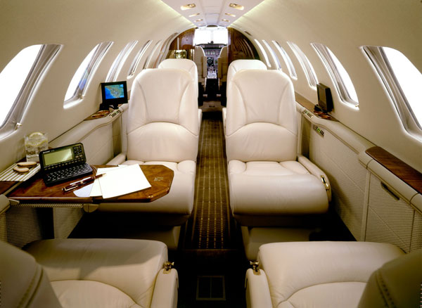 Citation Ultra - private jets - air charter - charter flight