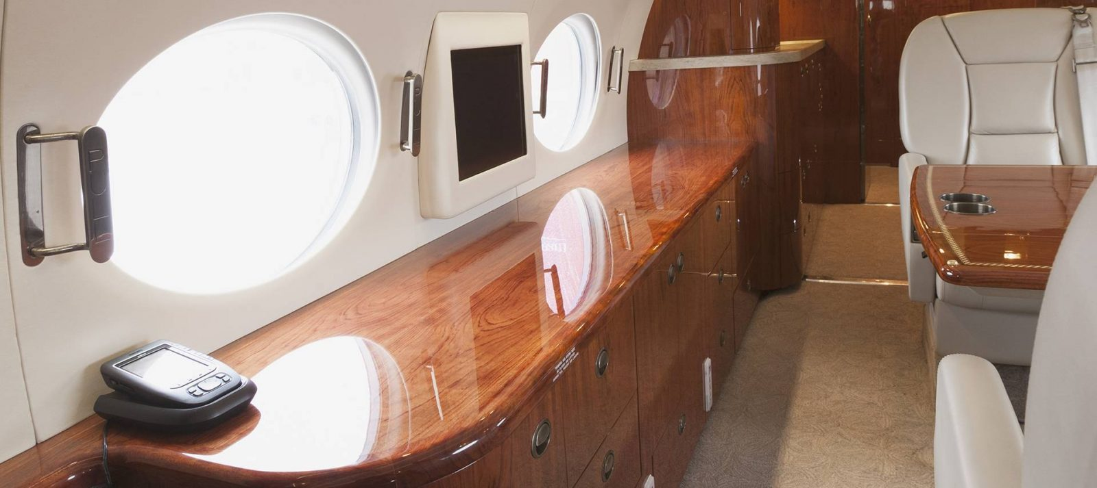Gi nterior - private jets - air charter