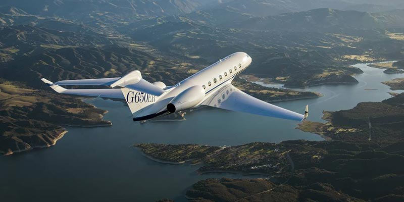 GulfstreamGER -private jets - air charter